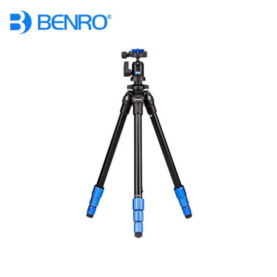 Benro SS101 Super Slim Carbon Tripod Kit