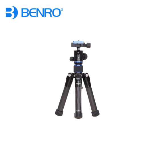 Benro SC08 Mini Carbon Tripod Kit