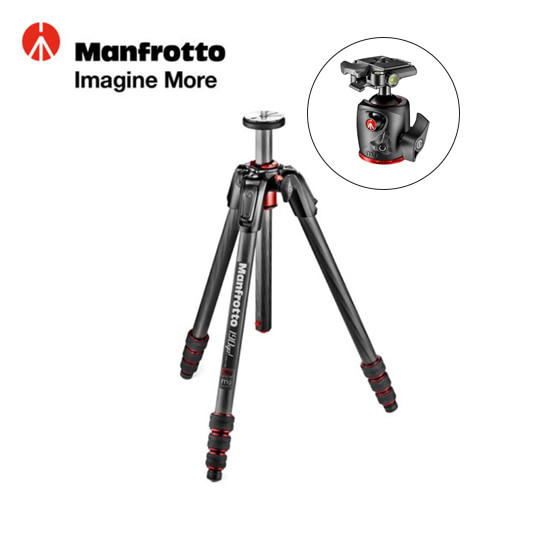 Manfrotto MT190GOC4TB+Head