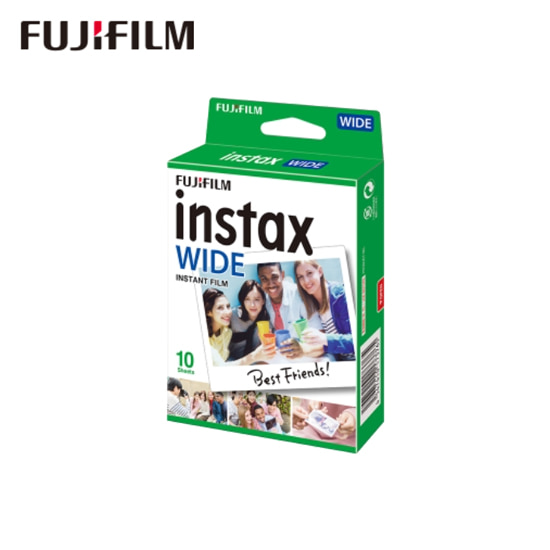 Fujifilm Instax Wide Film 10pcs