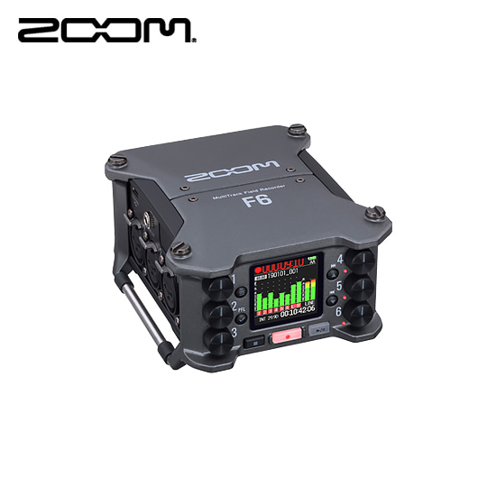 Zoom F6 Recorder